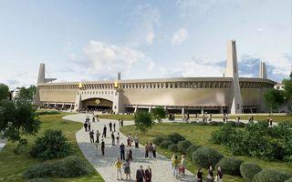 Ateny: Konsultacje społeczne nad nowym stadionem AEK