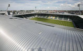 Haga: Kyocera Stadion pokryje się bateriami słonecznymi
