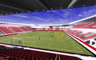 Waregem: Po sezonie ruszy przebudowa stadionu Zulte