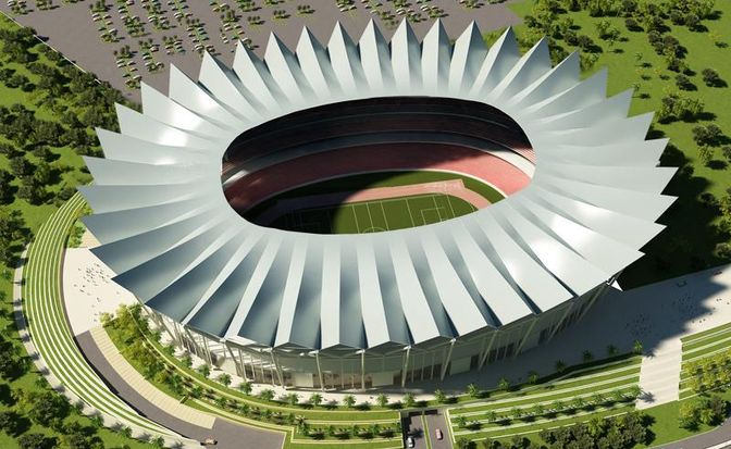 Dubai Sports City Stadium