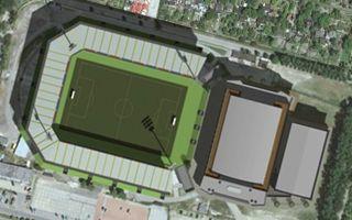 Nowy projekt: Stary-nowy stadion dla Polonii Bytom