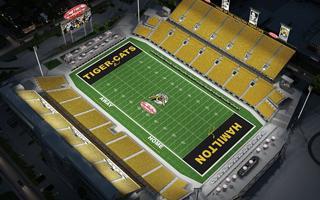 Projekt i budowa: Tim Hortons Field