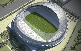 Nowy projekt: New Regina Stadium