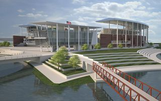 Teksas: Otwarcie McLane Stadium w sierpniu