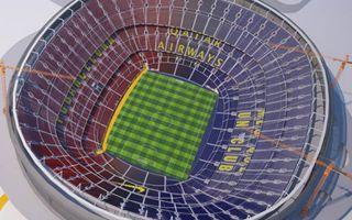 Barcelona: Qatar Camp Nou? Sponsor bardzo możliwy