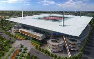Nowy projekt: Miliarder wyda fortunę na stadion i odda go miastu?
