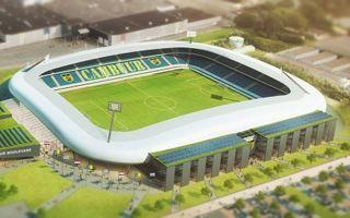 Stadion i projekt: Wkrótce nowy stadion dla Cambuur?