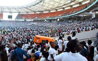 Nigeria: Tragedia na narodowym stadionie w Abudży