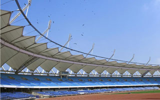 Indie: FIFA niezadowolona ze stadionów na Mundial 2017