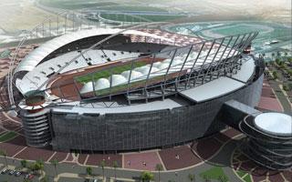 Nowy projekt: Khalifa Stadium