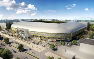 Nowa budowa: Stadion Hristo Botev