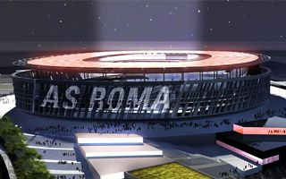 Nowy projekt: Własne koloseum AS Romy