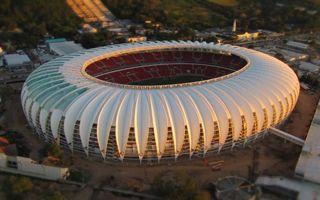 Porto Alegre: Koniec prac na Beira-Rio 10 dni przed Mundialem?