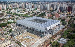 Brazylia 2014: Finisz przygotowań, otwarcie w Kurytybie i Cuiabie