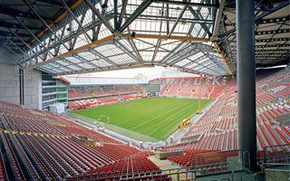 Niemcy: Stadion w Kaiserslautern jest za duży?