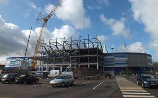 Nowa budowa: Cardiff City Stadium