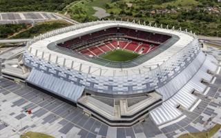 Brazylia: Arena Pernambuco z elektrownią słoneczną