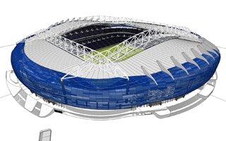 Nowy projekt: Estadio Anoeta