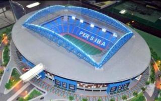 Nowy projekt i budowa: Stadion Batakan