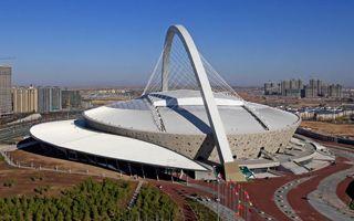 Nowe stadiony: Zibo, Ordos, Nantong