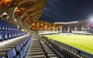 Nowy stadion: Puskás Akadémia Pancho Aréna