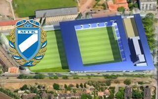 Nowy projekt: Czwarty nowy stadion w Budapeszcie, teraz dla MTK