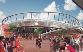 Rotterdam: Zwycięski projekt De Kuip wybrany