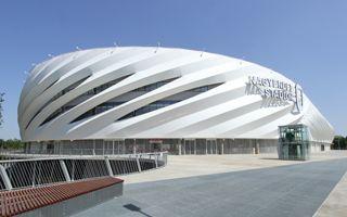 Nowy stadion: Nagyerdei Stadion otwarty dla publiczności