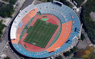 Tokio: Japończycy żegnają się z narodowym stadionem