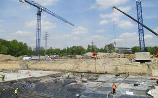 Łódź: Za miesiąc wmurowanie kamienia węgielnego na ŁKS?