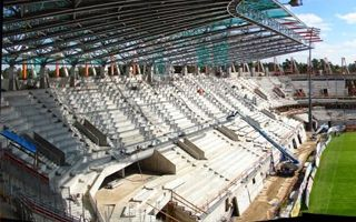 Białystok: OHL przejmuje odpowiedzialność za stadion