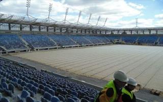 Lublin: Budowa idzie sprawnie, komercjalizacja nie