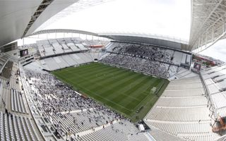 Sao Paulo: Już siedem meczów otwarcia Itaquerão
