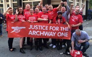 Londyn: Sędzia odrzucił zarzuty, Arsenal i tak dał zakaz