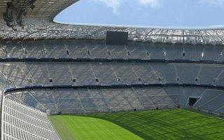 Monachium: Allianz Arena zmienia sektory stojące w... stojące