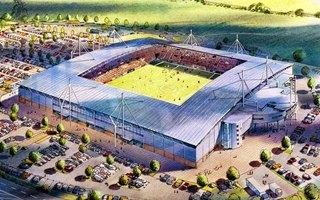 Nowy projekt: Grimsby Community Stadium