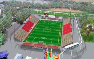 USA: W Sacramento postawią stadion w 3 miesiące