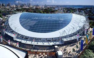 Nowy projekt: Kolejny zadaszony stadion w Sydney?