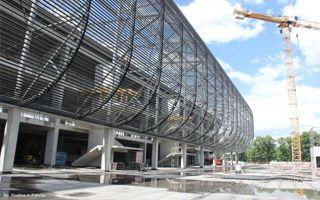 Zabrze: Bez szans na koniec budowy w 2014?