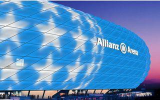 Monachium: Wielka modernizacja oświetlenia na Allianz Arenie