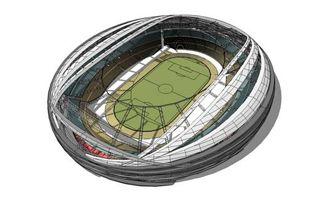 Dżakarta: Budowa Stadionu BMW (prawie) rusza