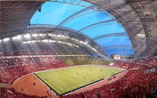 Singapur: Otwarcie kopuły odłożone w czasie