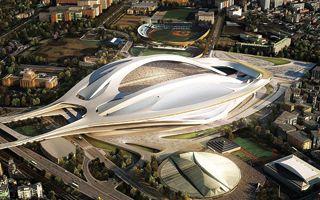 Tokio: Stary stadion pożegnany, nowy wciąż bez poparcia