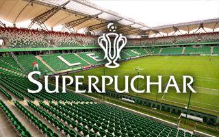 PZPN: Superpuchar powraca, na razie na Łazienkowską