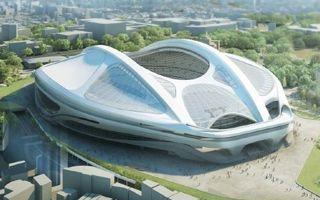 Tokio: Nowy, (niewiele) mniejszy Olimpijski