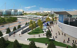 Nowe budowy: Jedno City, dwa stadiony