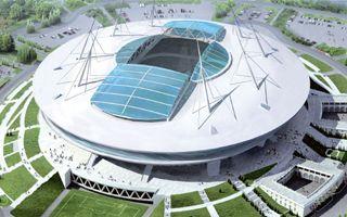 Sankt Petersburg: Vladimir Putin Arena?