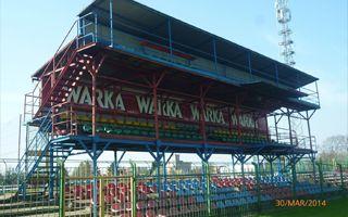 Nowe stadiony: Szamotuły, Międzyrzecz, Skwierzyna, Pniewy