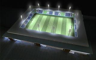 Luksemburg: Nowy stadion narodowy w 2019?