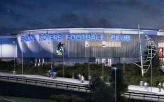 Bristol: Rovers przesuwają przeprowadzkę o rok